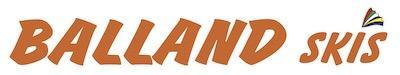 Logo balland ski